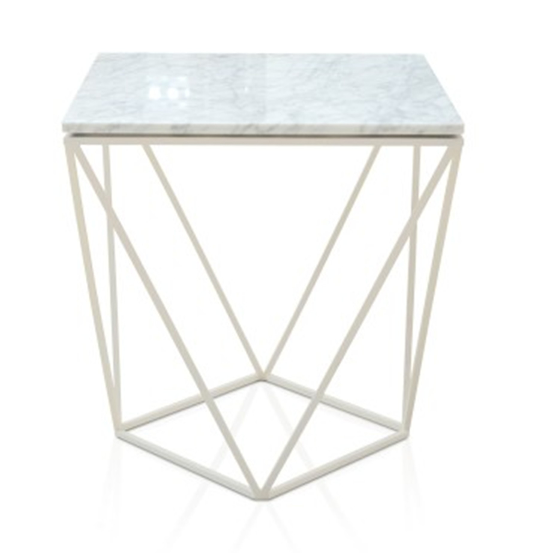 vivere iris side table