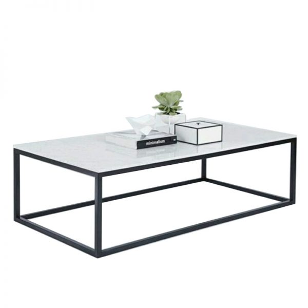 Simon Marble Coffee Table
