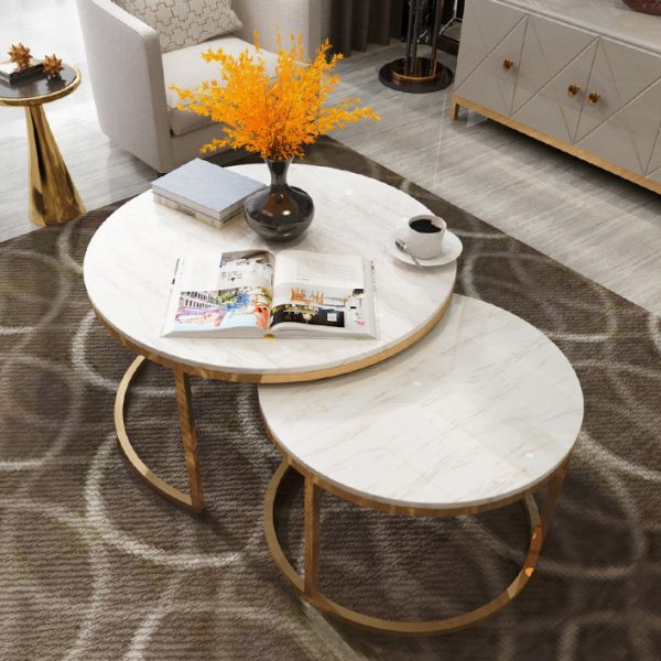 Matthew Nested Coffee Table Set