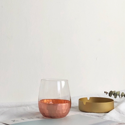 Feina Rose Gold Round Shot Glass