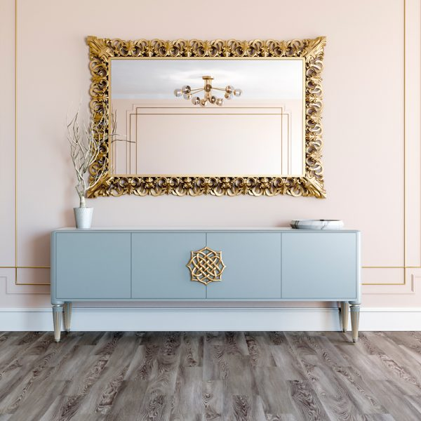 breakfast at tiffany's sideboard