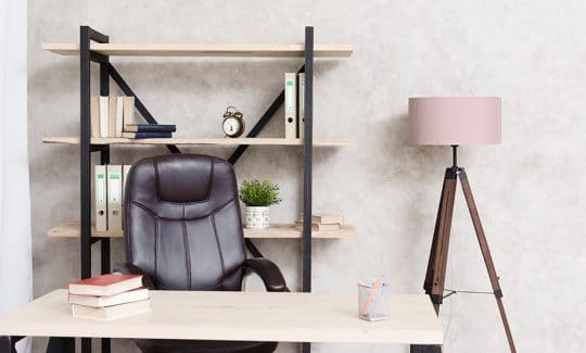 Home Office Style Furniture Setup