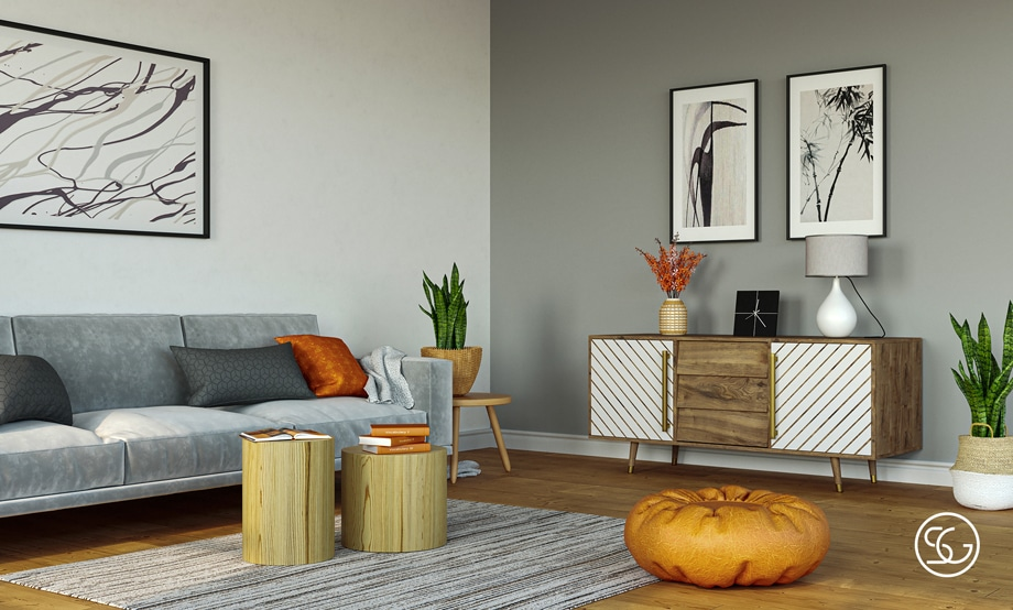 Living room position