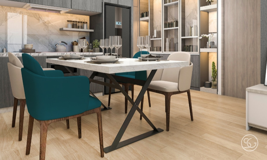 Truto chairs in your dining room