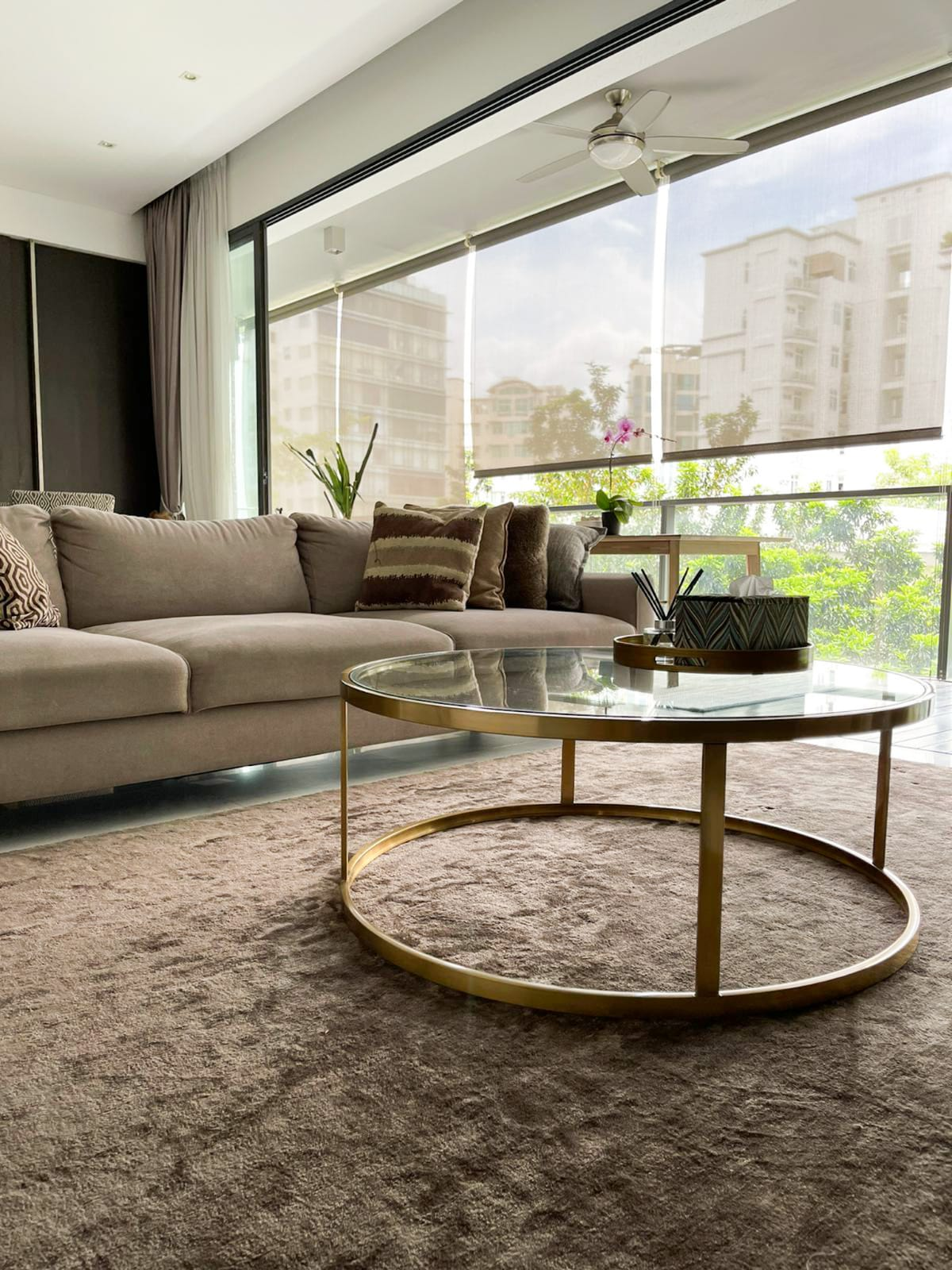 Living room furniture coffee table  in Singapore