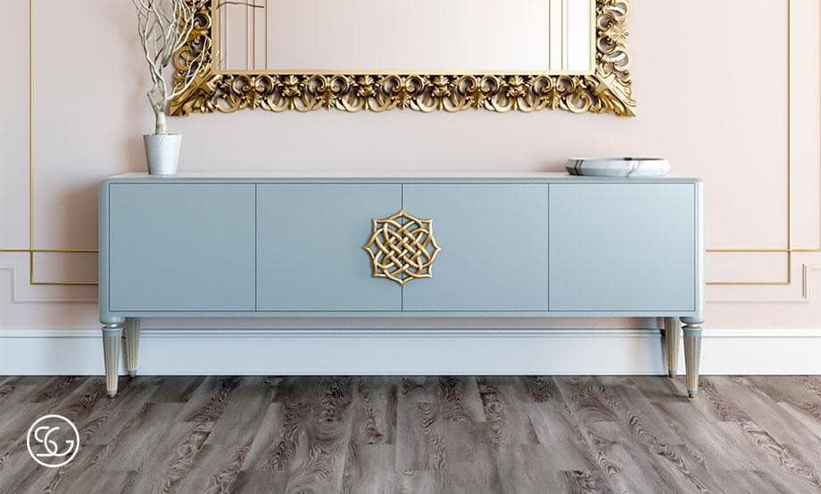 Breakfast At Tiffany's Console / Sideboard